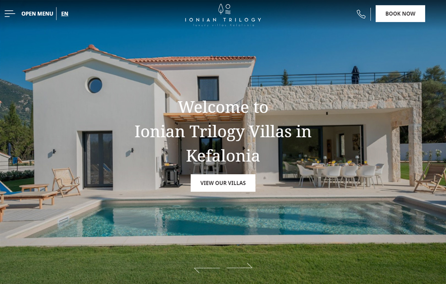 Ionian Trilogy