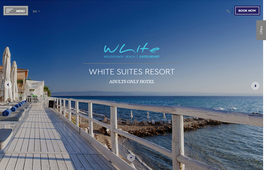 White Suites Resort